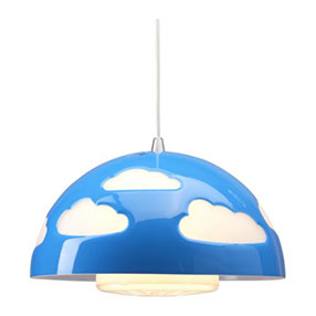 Cloud Pendant Lamp by Ikea