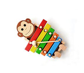 Monkey Xylophone